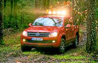 VW Amarok Canyon 2.0 TDI, Waldarbeiter