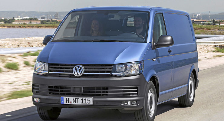 VW Transporter (Leserwahl 2018)