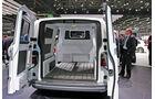 VW e-Co-Motion, Laderaum