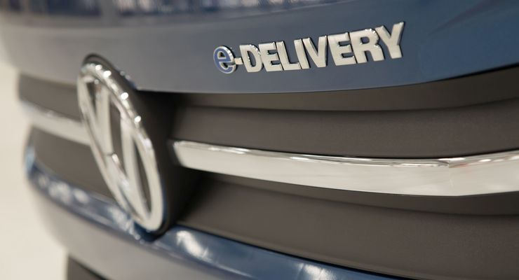 VW e-Delivery