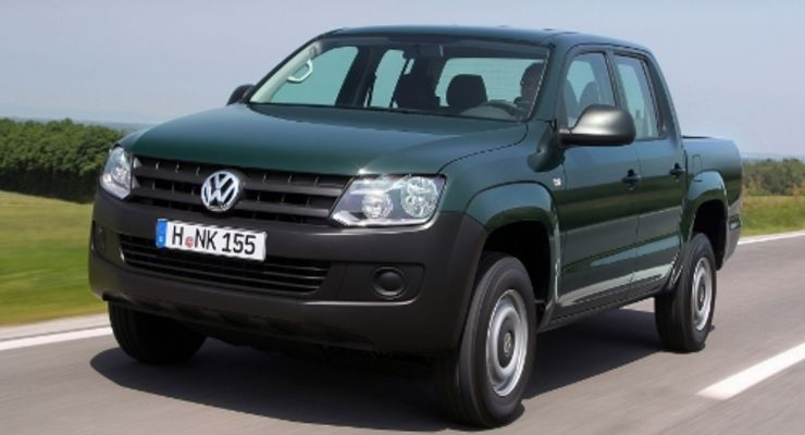 """VW offeriert """"Handwerks-Amarok"""""""