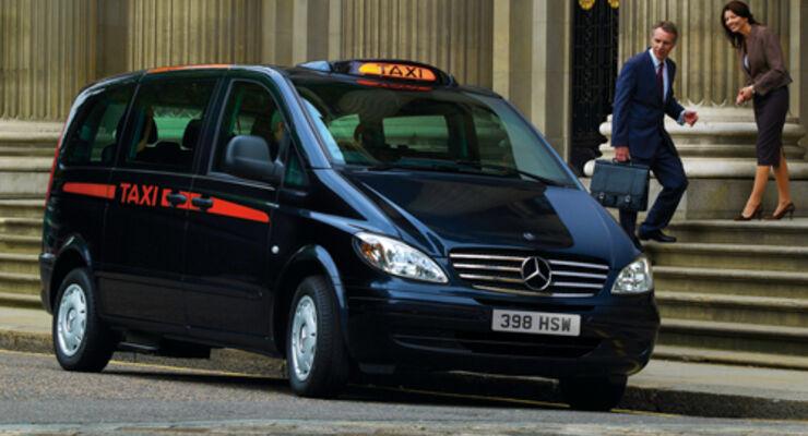 Vito London Taxi