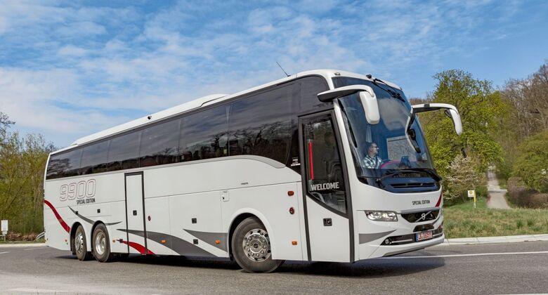 Volvo 9900 Special Edition