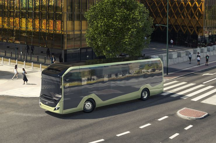 Volvo Buses BZL-Chassis