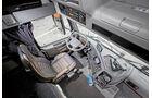 Volvo FH16-750, Cockpit
