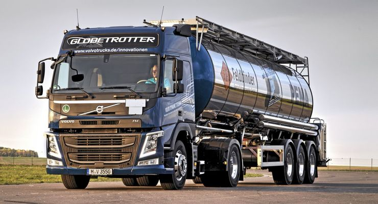 Volvo FM 11 410 Light Concept