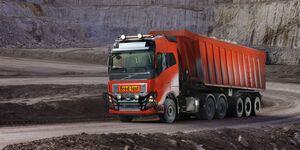 Volvo Trucks Brønnøy Kalk AS autonome FH