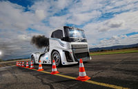 Volvo Trucks Iron Knight