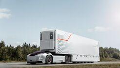 Volvo Trucks autonomer E-Lkw