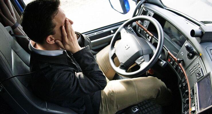 Volvofahrermüde