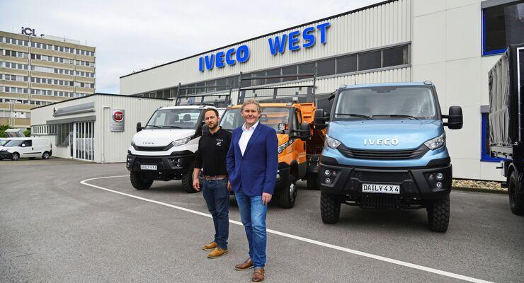 Werkstatt Portät Iveco West