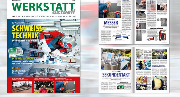 Werkstatt aktuell 01 2016
