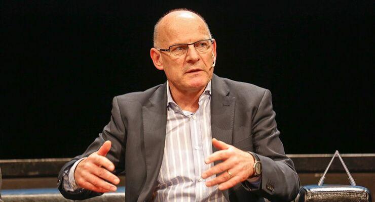Winfried Herrmann, Logistikgipfel, 2012