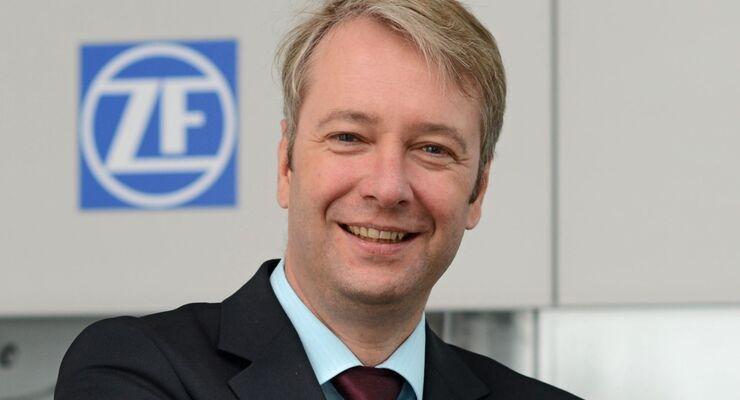 ZF Friedrichshafen, Vorstandsvorsitzender, Dr. Stefan Sommer