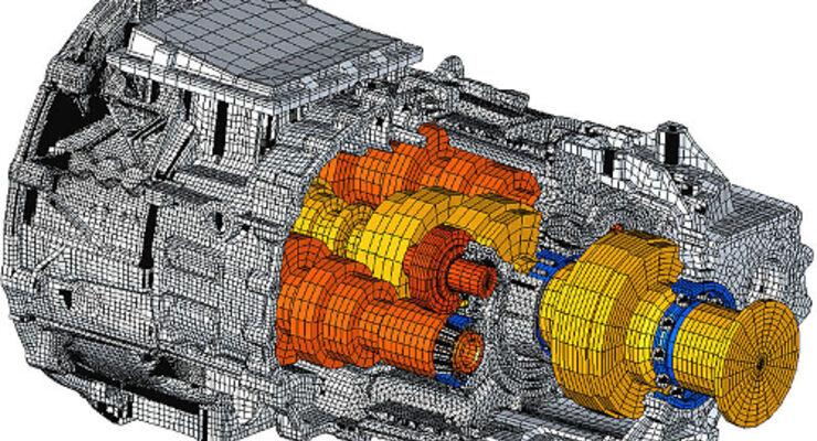 ZF Plus: Fullservice für ZF-Getriebe