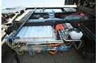 ZF Traxon Hybrid, Batterie, Leistungselektronik