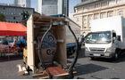 Zufall transportiert Weltrekord-Bembel