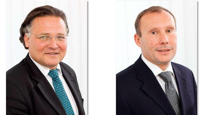 Zum 1. Januar haben Peter Kollatz und Klaus Rückel neben Albert Schunck die Geschäftsführung der Schunck Group übernommen.