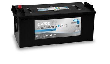 exide Batterie mit AGM Technologie