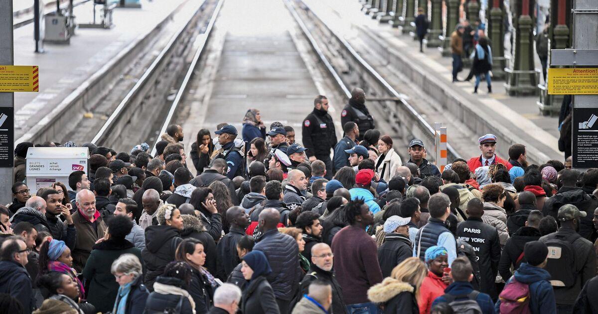 Bahnstreik Diese Woche