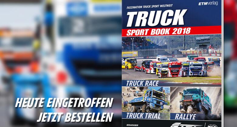 Fahrzeuge Trucksport Truck Rallye Eurotransport