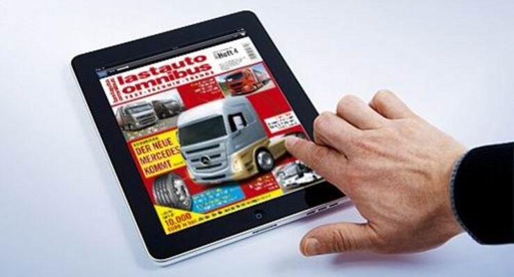 lastauto omnibus jetzt als iPad-App