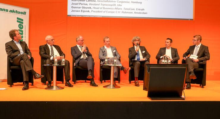 ta Forum Ladungsverkehre auf Effektivität und Effizienz trimmen