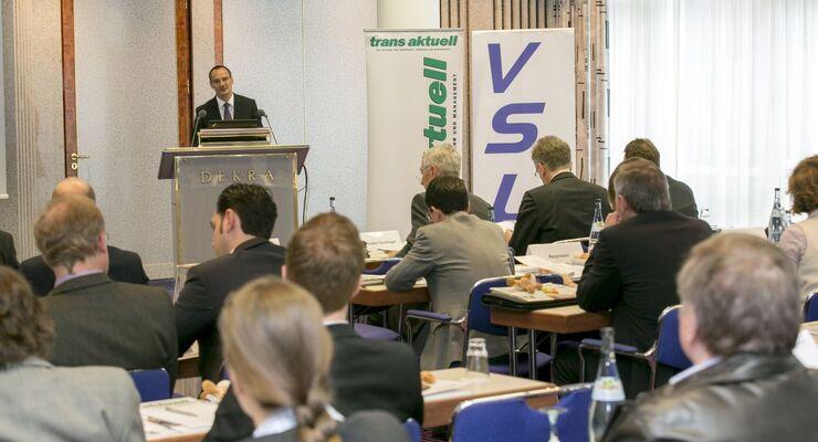 trans aktuell Symposium Grüne Logistik