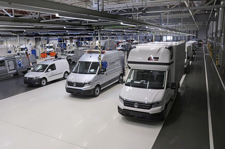 volkswagen, nutzfahrzeuge, vw, vwn, crafter, wrzesnia, werk, aufbauten, ausbauten, abh, aufbauhersteller